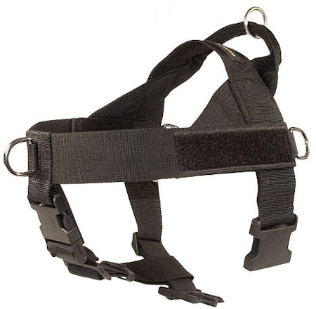 all weather dog harness better dog control DE