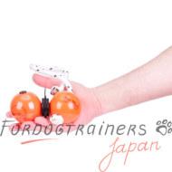 オレンジ色のトレーニングボール