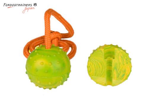 ゴム・ボールの犬用おもちゃ