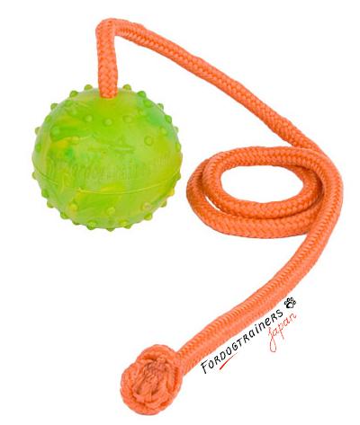 遊びやすい天然ゴムボール、犬のおもちゃ